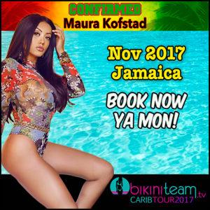 Maura Kofstad CaribTour 2017