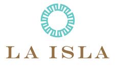 la isla logo - bikiniteam tour