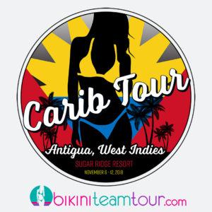 Bikini team tours